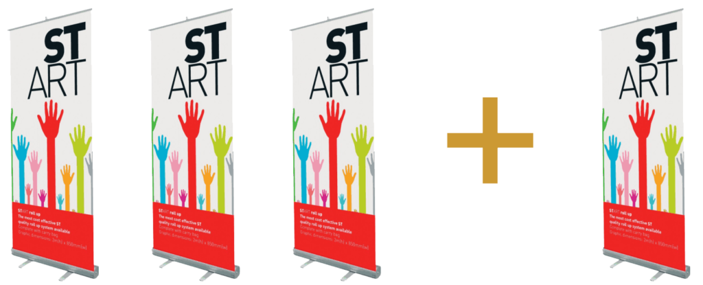 Roll Up/Pull Up Banner