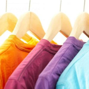 T-Shirts On Hanger